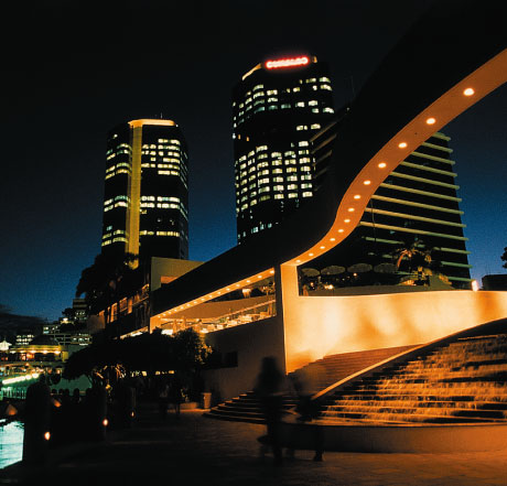 Hotels und Kinos