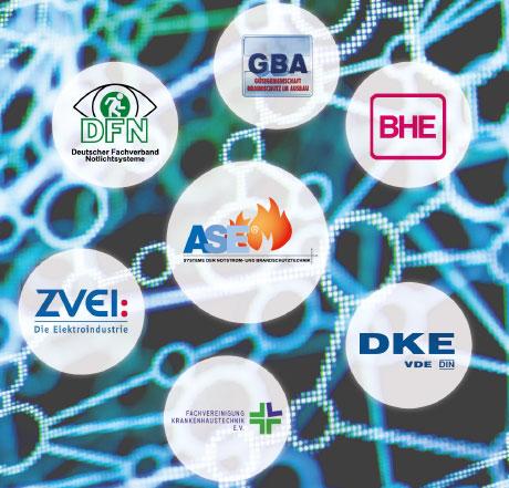 Das Kompetenznetzwerk, mit dem Sie auf der sicheren Seite sind