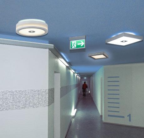 ASE-Sicherheits- und Allgemeinbeleuchtung