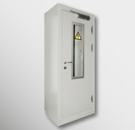 Brandschutz Kompakt-Betriebsraum