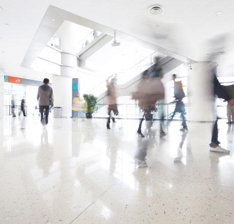 Universitäten, Schulen und öffentliche Gebäude