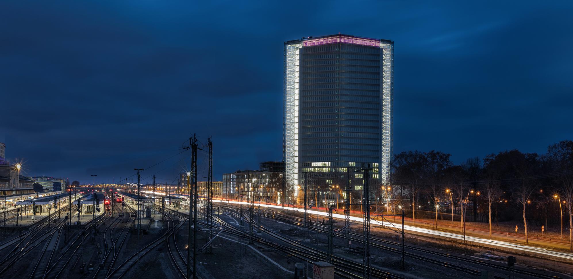Victoria-Turm Mannheim