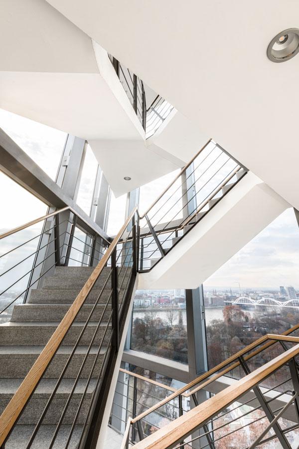 Perfekt integrierbar in jede Architektur!
