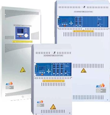 LPS - Zentrale Stromversorgungsgeräte