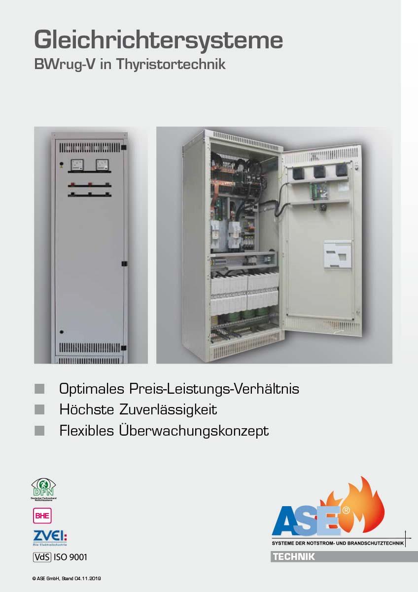 Gleichrichtersysteme
